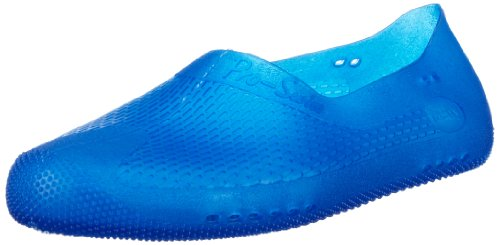 Fashy Unisex-Erwachsene Pro-Swim Schwimmschuh Aqua Schuhe, Blau (Blau-Transparent 50), 40/41